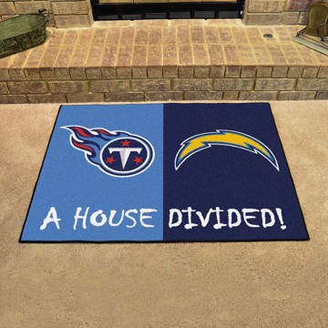 Picture of NFL House Divided - Chargers / Titans
