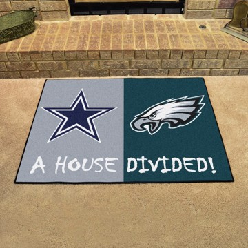 Picture of NFL House Divided - Cowboys / Eagles