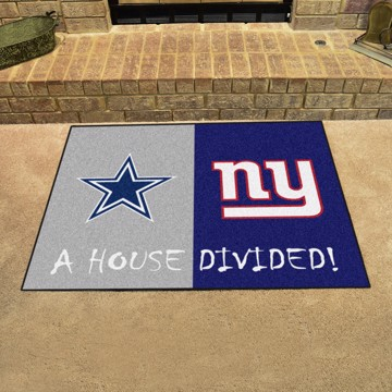 Picture of NFL House Divided - Cowboys / Giants