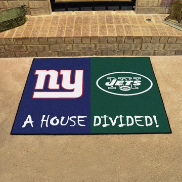 Picture of NFL House Divided - Giants / Jets