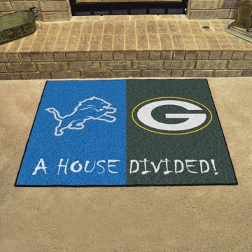 Picture of NFL House Divided - Lions / Packers
