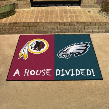 Picture of NFL House Divided - Redskins / Eagles