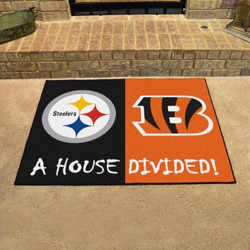 Picture of NFL House Divided - Steelers / Bengals