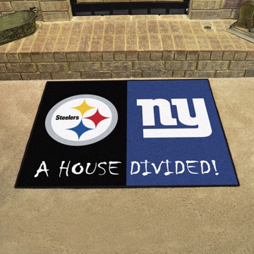 Picture of NFL House Divided - Steelers / Giants