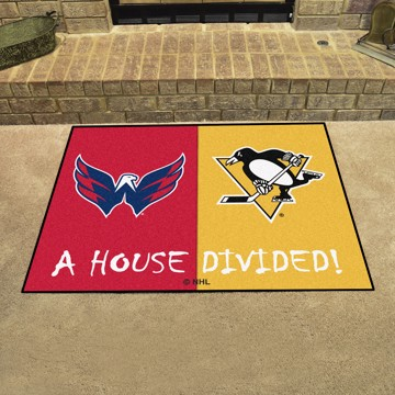 Picture of NHL House Divided - Capitals / Penguins