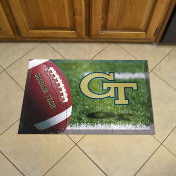 Picture of Georgia Tech Scraper Mat