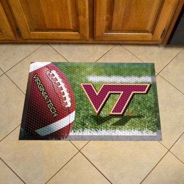 Picture of Virginia Tech Scraper Mat