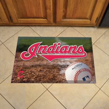 Picture of MLB - Cleveland Indians Scraper Mat