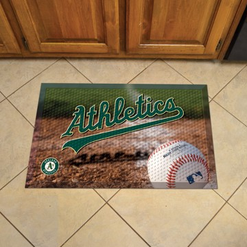 Picture of MLB - Oakland Athletics Scraper Mat