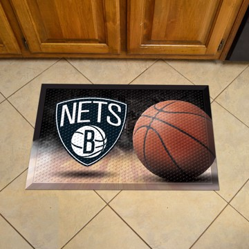 Picture of NBA - Brooklyn Nets Scraper Mat