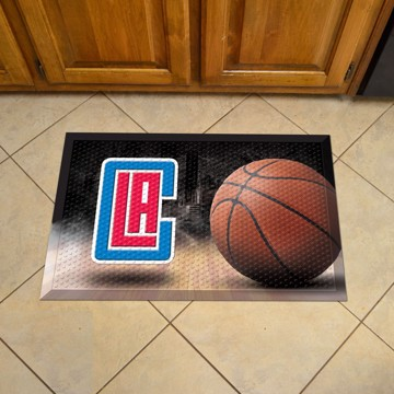 Picture of NBA - Los Angeles Clippers Scraper Mat