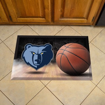Picture of NBA - Memphis Grizzlies Scraper Mat