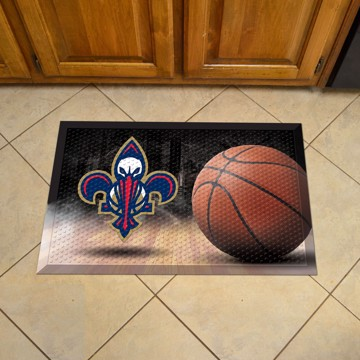 Picture of NBA - New Orleans Pelicans Scraper Mat