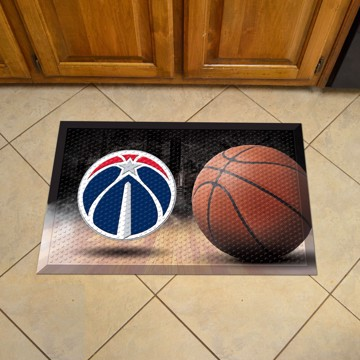 Picture of NBA - Washington Wizards Scraper Mat