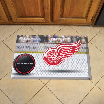 Picture of NHL - Detroit Red Wings Scraper Mat