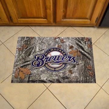 Picture of MLB - Milwaukee Brewers Scraper Mat