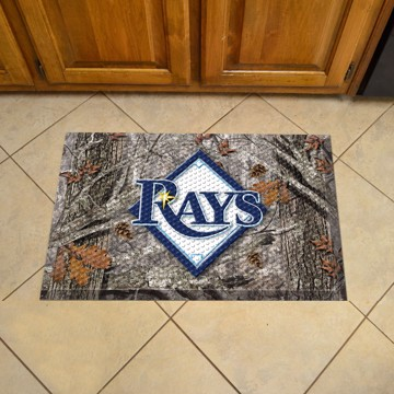 Picture of MLB - Tampa Bay Rays Scraper Mat