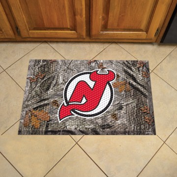 Picture of NHL - New Jersey Devils Scraper Mat