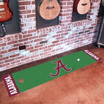 Picture of Alabama Putting Green Mat