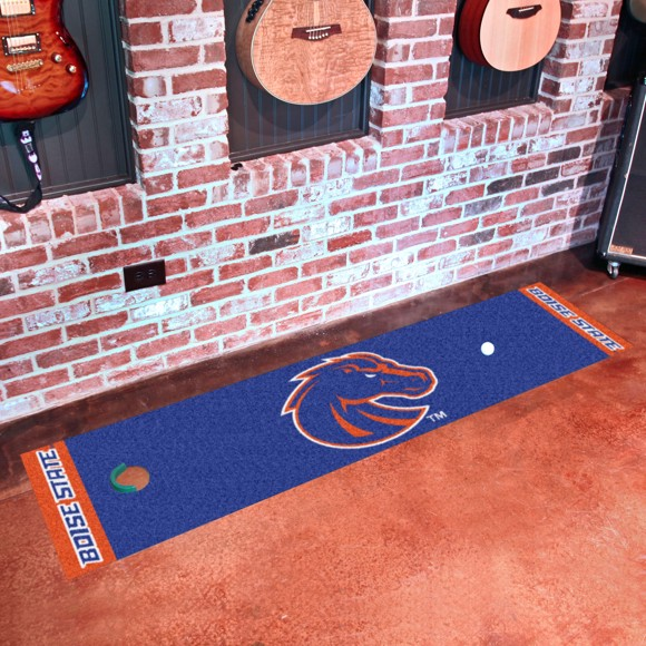 Picture of Boise State Putting Green Mat