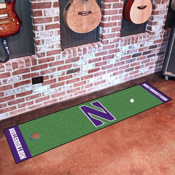 Picture of Northwestern Putting Green Mat