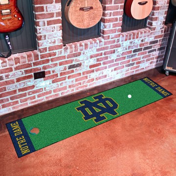 Picture of Notre Dame Putting Green Mat