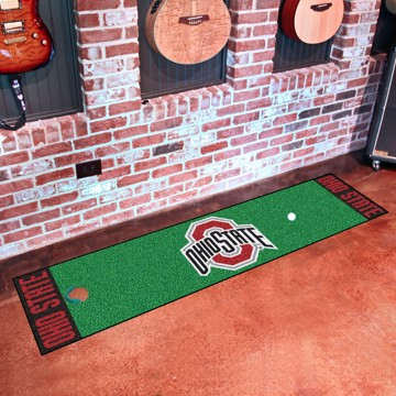 Picture of Ohio State Putting Green Mat
