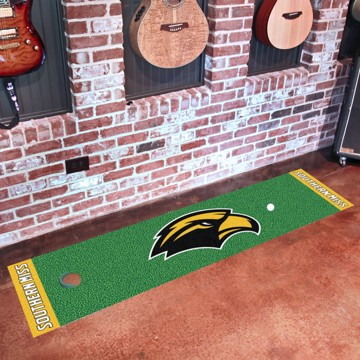 Picture of Southern Miss Putting Green Mat