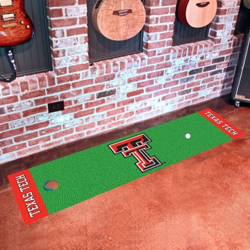 Picture of Texas Tech Putting Green Mat