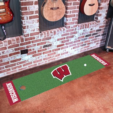 Picture of Wisconsin Putting Green Mat