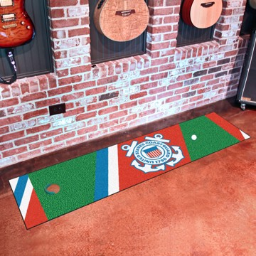 Picture of U.S. Coast Guard Putting Green Mat