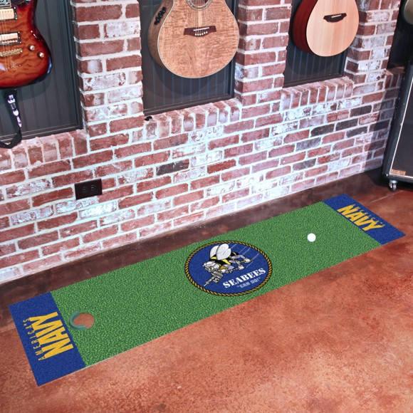Picture of U.S. Navy - Seabees Putting Green Mat