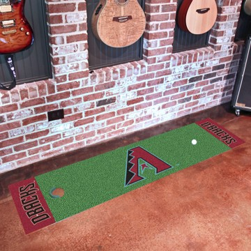 Picture of MLB - Arizona Diamondbacks Putting Green Mat