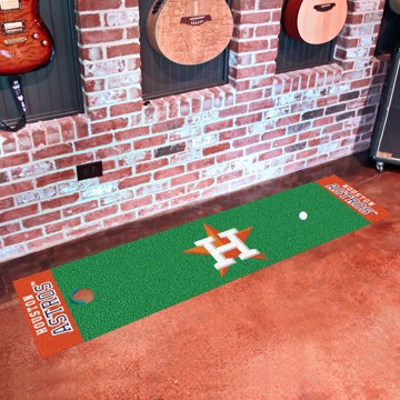 Picture of MLB - Houston Astros Putting Green Mat