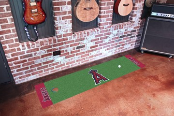 Picture of MLB - Los Angeles Angels Putting Green Mat