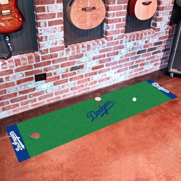 Picture of MLB - Los Angeles Dodgers Putting Green Mat