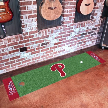 Picture of MLB - Philadelphia Phillies Putting Green Mat