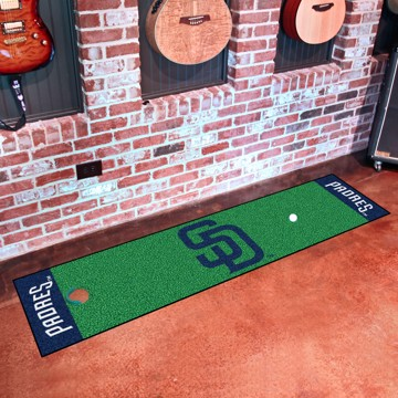 Picture of MLB - San Diego Padres Putting Green Mat