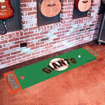 Picture of MLB - San Francisco Giants Putting Green Mat