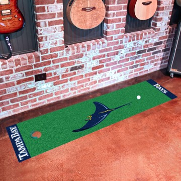 Picture of MLB - Tampa Bay Rays Putting Green Mat