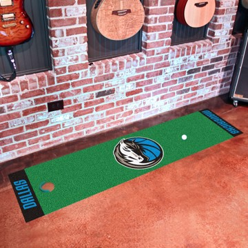 Picture of NBA - Dallas Mavericks Putting Green Mat