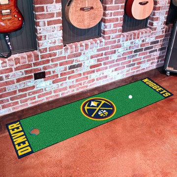 Picture of NBA - Denver Nuggets Putting Green Mat