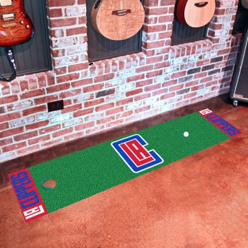 Picture of NBA - Los Angeles Clippers Putting Green Mat