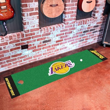 Picture of NBA - Los Angeles Lakers Putting Green Mat