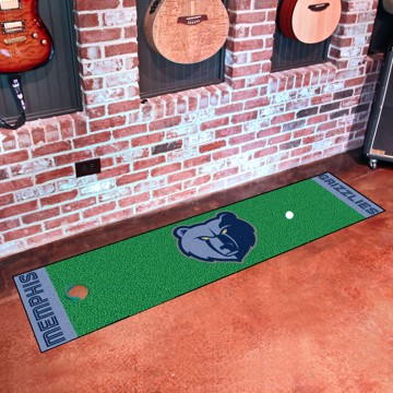 Picture of NBA - Memphis Grizzlies Putting Green Mat