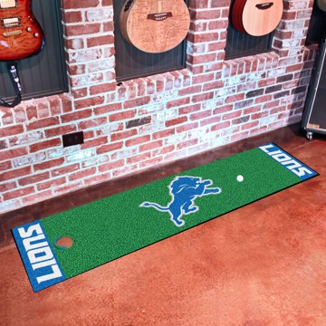 Picture of NFL - Detroit Lions Putting Green Mat