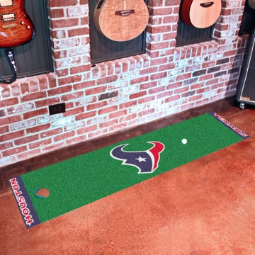 Picture of NFL - Houston Texans Putting Green Mat