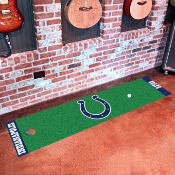 Picture of NFL - Indianapolis Colts Putting Green Mat