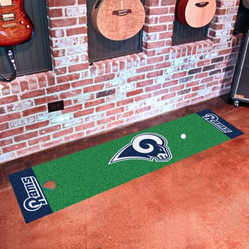 Picture of NFL - Los Angeles Rams Putting Green Mat