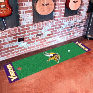 Picture of NFL - Minnesota Vikings Putting Green Mat